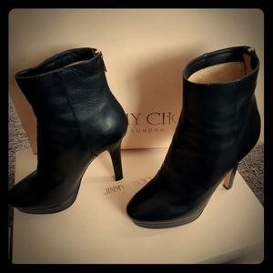 SOLD****Jimmy Choo Booties*Authentic****